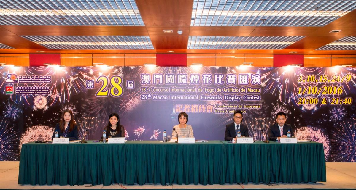 Macau fireworks contest budget to rise 15 per cent