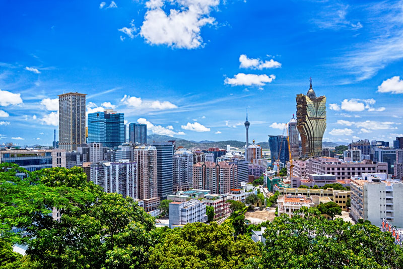 Macau's 2016 GDP falls 2.1 percent, compared to 2015 21.5 percent drop