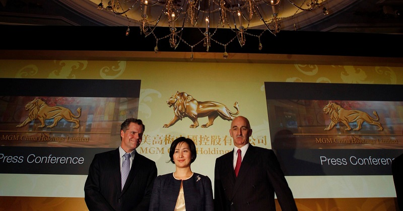 MGM lifts Macau stake in US$325 million deal with Pansy Ho