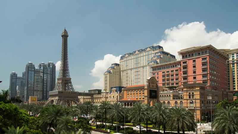 Macau governmentgrants The Parisian 150 tables