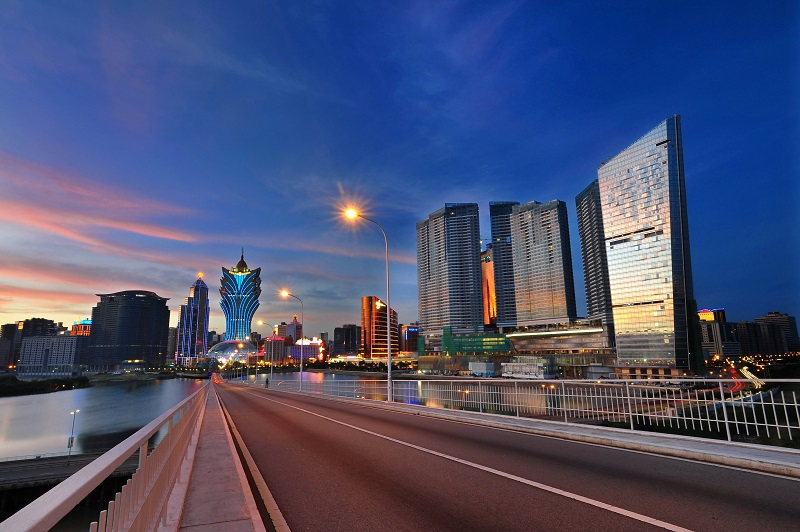 Initial design of 4th Macau-Taipa bridge to cost 75 million patacas