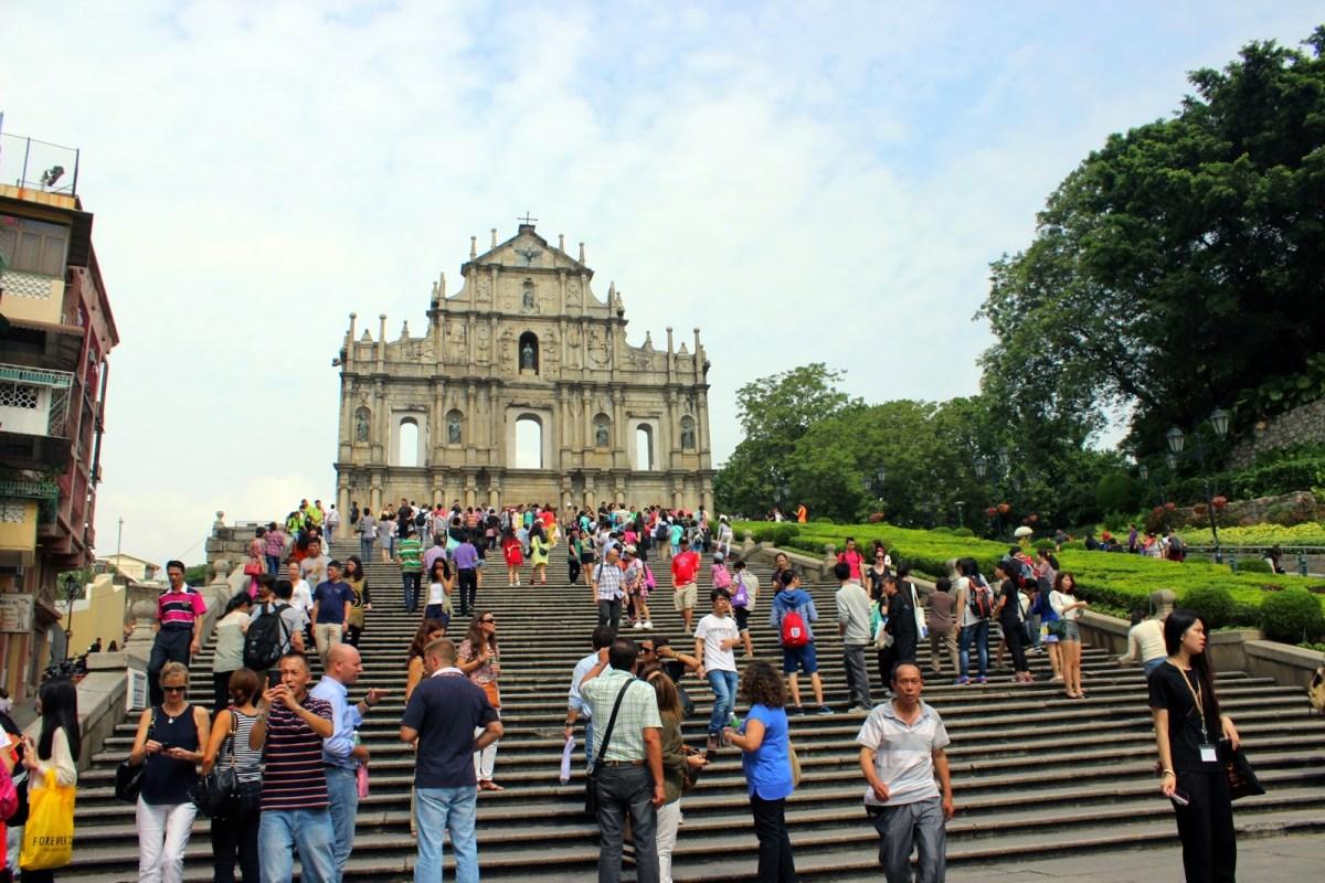 Tourist arrivals in Macau increase in September