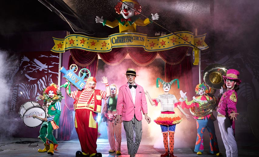 Macau to host international circus festival