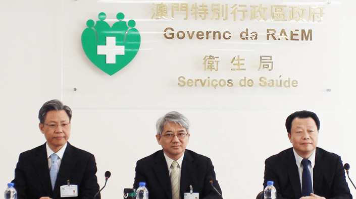 Macau's first organ transplant was successful