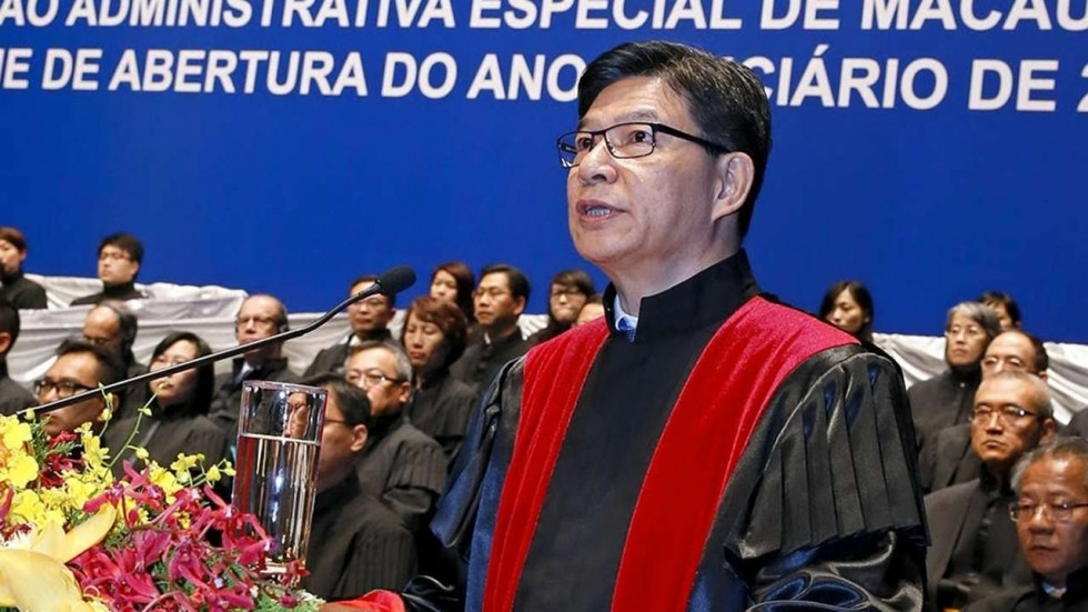 Macau's top court rejects appeal by ex-chief prosecutor