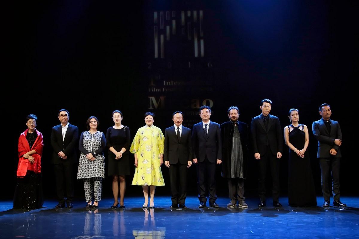 "French drama ""Polina"" opens star-studded Macau film-fest"