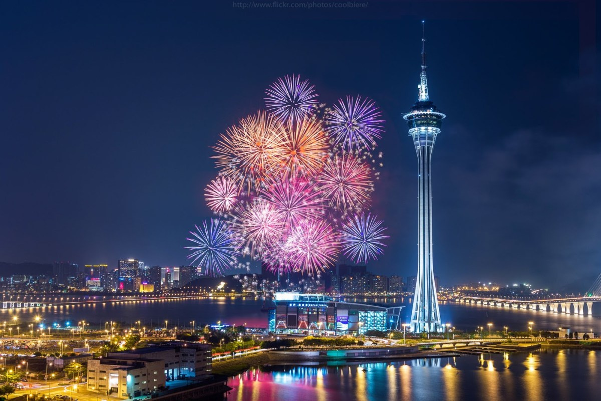 Macau government scraps New Year's Eve fireworks