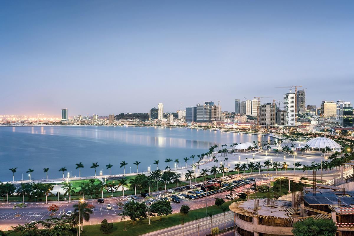 Angola beyond oil
