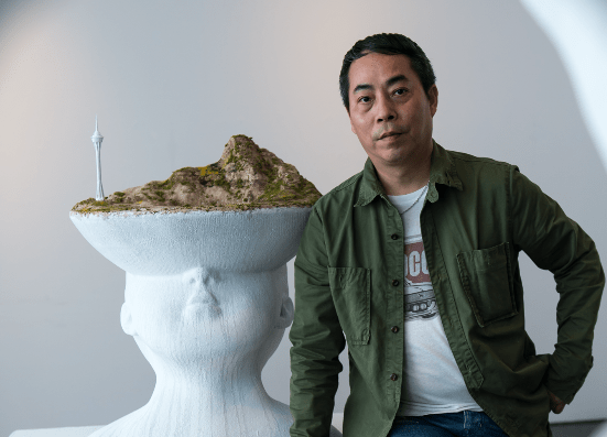 James Wong represents Macau at Venice Biennale