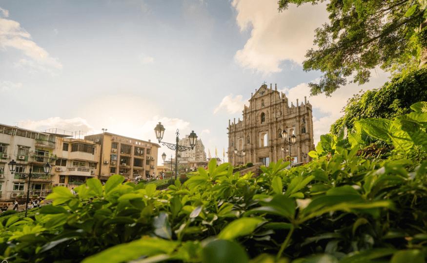 Macao Historic Centre