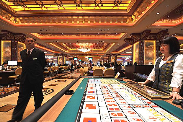 Macau casinos revenues register in July 12 consecutive months of growth