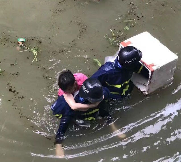 Eight reported dead in Macau after Typhoon Hato