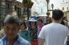 Macau residents' happiness