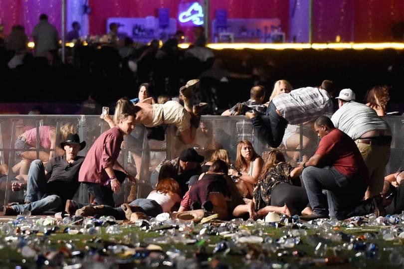 Las Vegas massacre macau