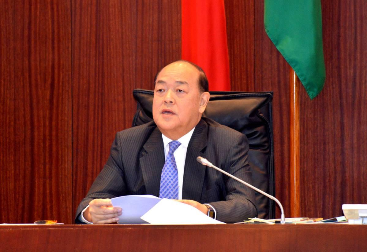Legislature studies possible national security law amendments: speaker