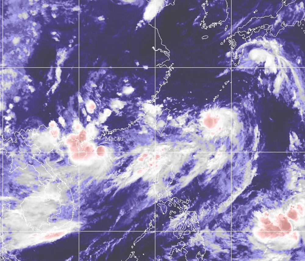Typhoon Bebinca to affect Macau