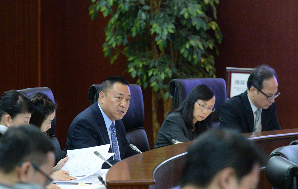 Granting of gaming concessions by open tender: Leong