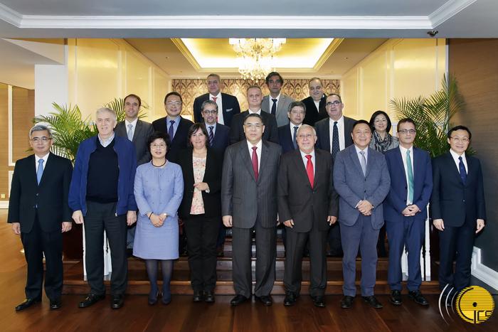 English- and Portuguese-language media denote Macau's multiculturalism: Chui