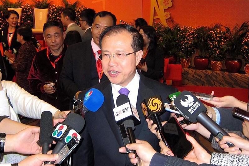 Liaison chief raises 3 points, 2 big tasks for Macau