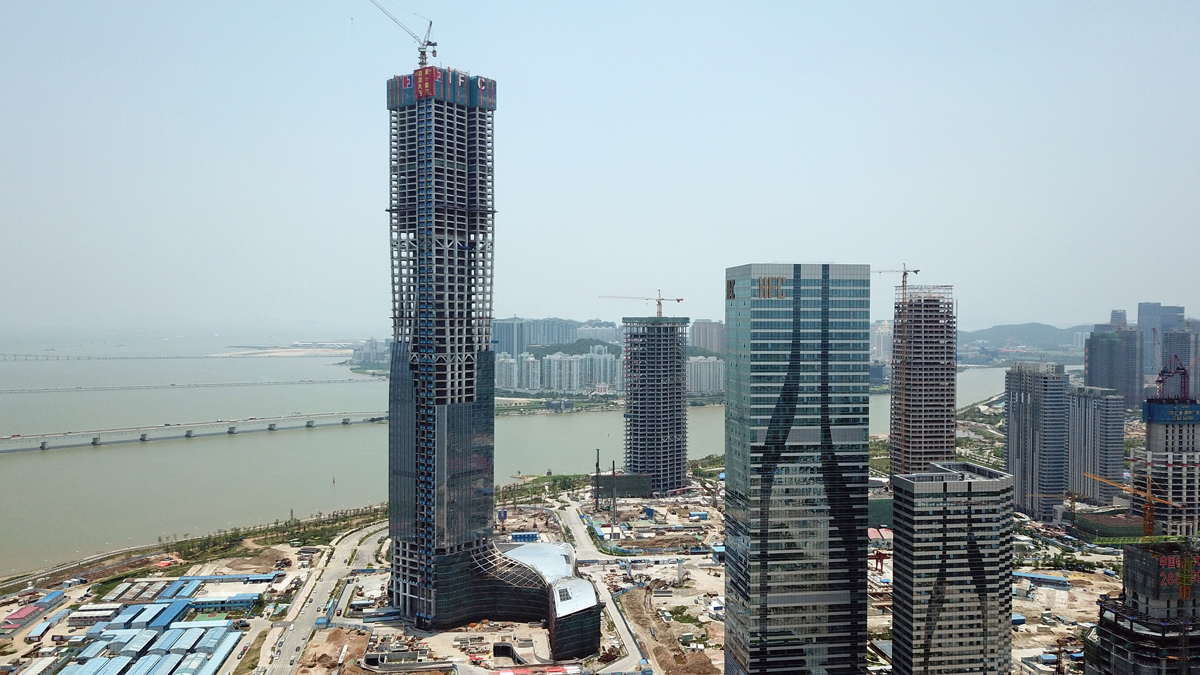 Only 38% of Macao locals willing to work in the Greater Bay Area