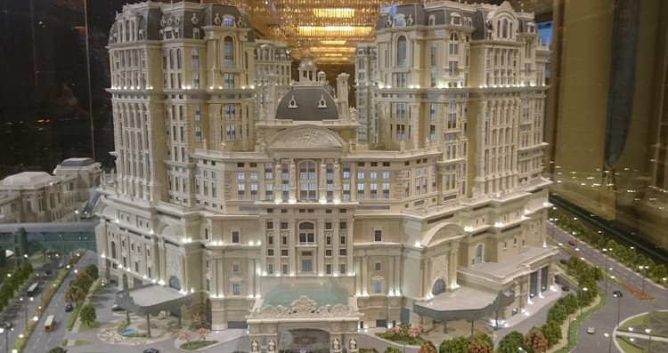 Grand Lisboa Palace to open in H2 of next year: So