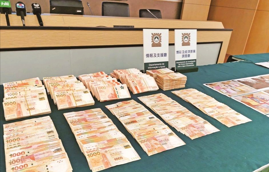 Macau, Zhuhai police nab 76 loan sharks in joint operation
