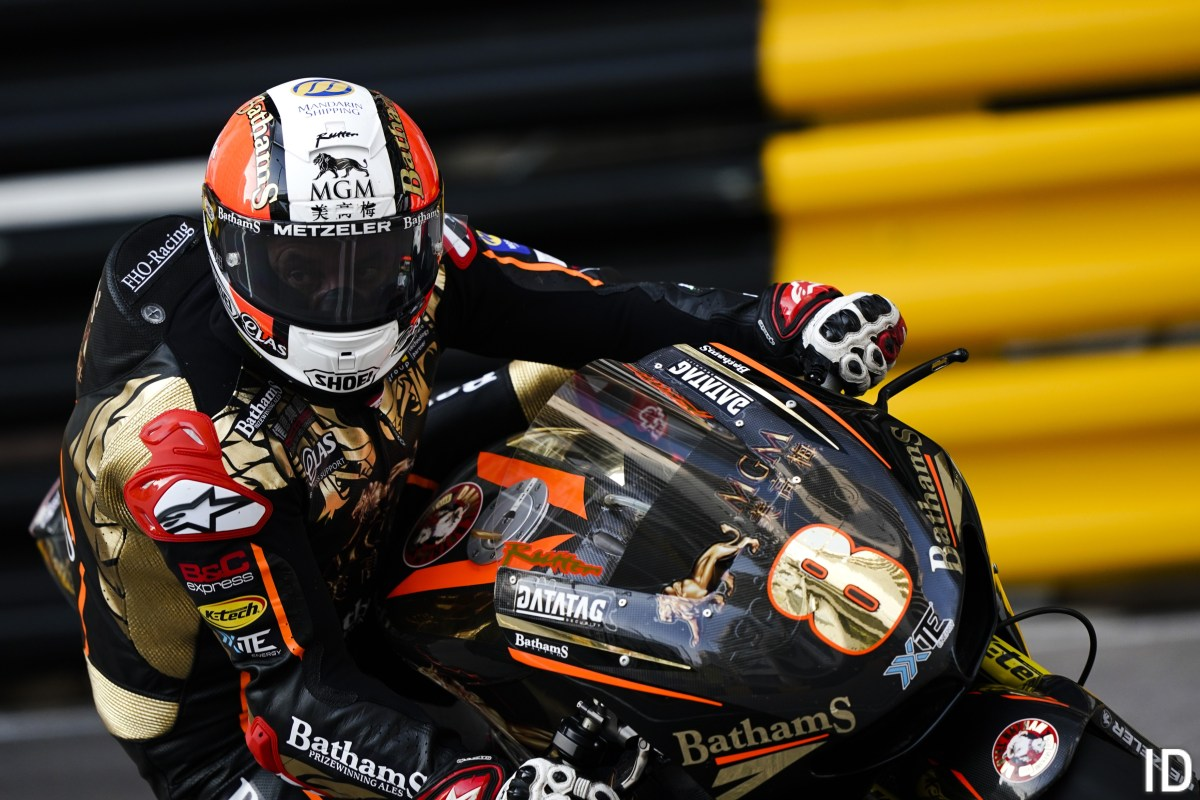 Macau 53rd Motorcycle Grand Prix declared null and void after two red flags