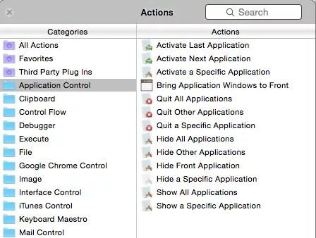 keyboard maestro_app_group