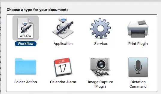 automator documents