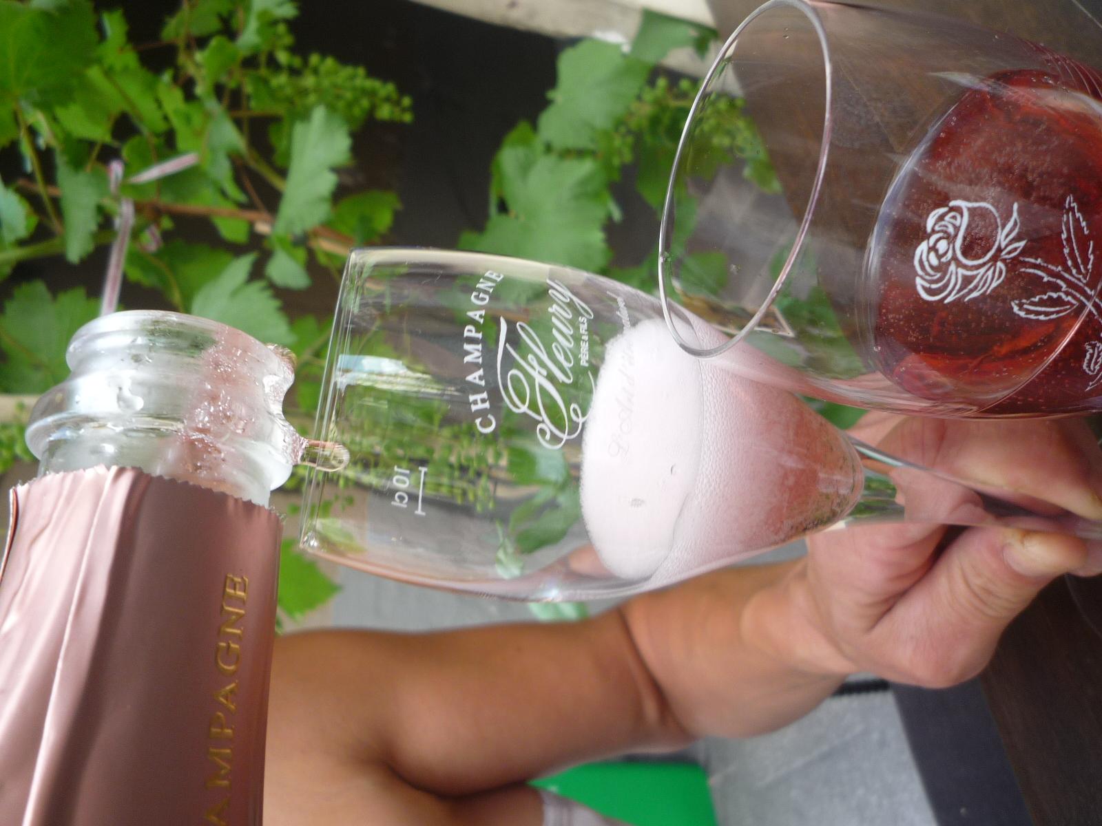 rosé cup's