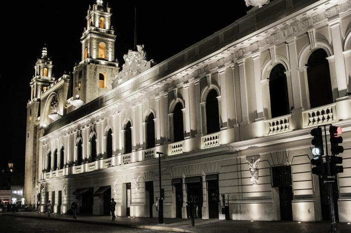 El Museo De Arte Contemporneo del Estado de Yucatn rinde