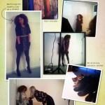 Backstage foto's: Macblogster als model