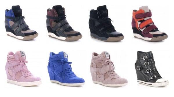 Isabel Marant sneakers lookalikes