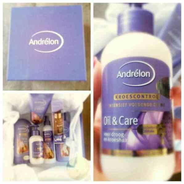Andrelon Oil & Care