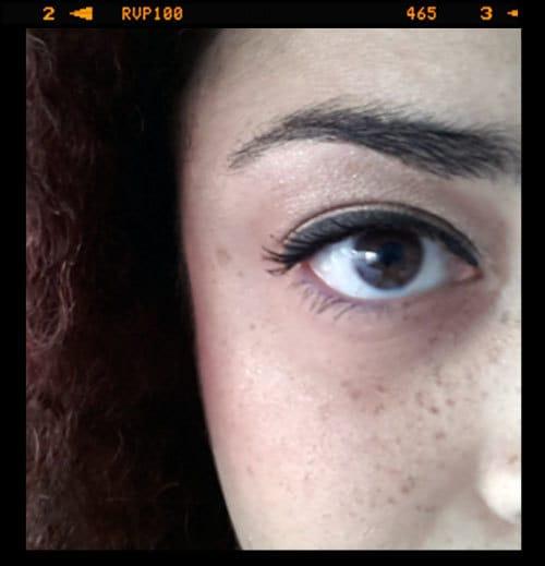 Neo Geisha patch eyeliners