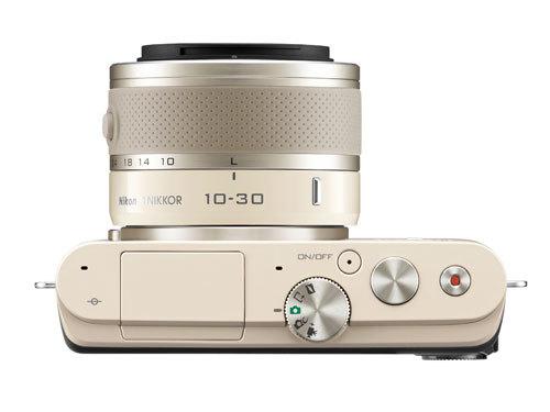 Nikon1 J3 Beige
