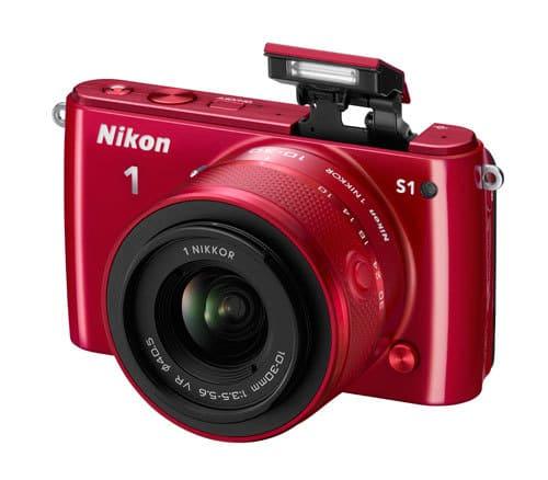 Nikon 1 S1 Red
