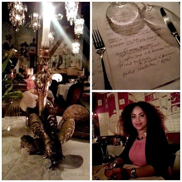 Bijzonder restaurant in Paris: Petrelle