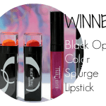 WINNEN: 2x Black Opal Color Splurge Lipstick
