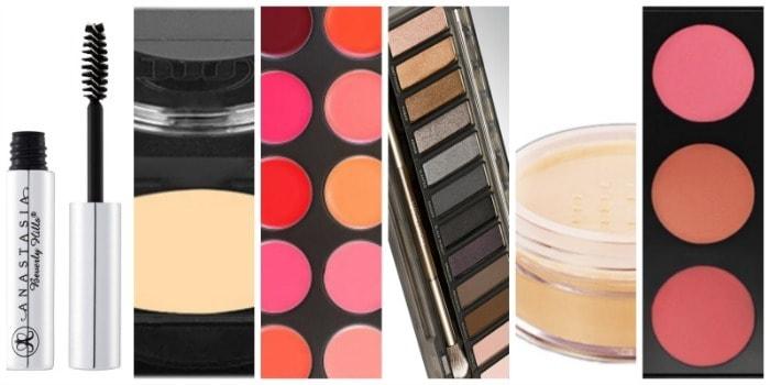 Mijn make-up wishlist: Anastasia, Morphe Brushes & Make-up Studio
