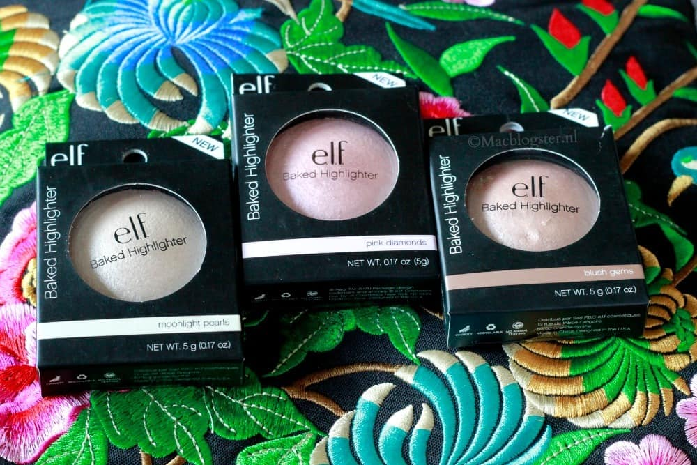 Dupe Alert ELF Baked Highlighters