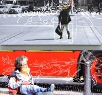 El Gobernador - Fotografía - F/7,1 - 1/200s -ISO-800 - 4608 x 2592 Pixeles - 2015 Ciudad de Campo -Fotografía - F/7,1 - 1/500s - ISO-200 4374 x 2592 Pixeles - 2014. Estudiante de Diseñador Gráfico de la Corporación Unificada Nacional de Educación Superior. Su propuesta aborda, desde la fotografía intervenida, diferentes problemáticas sociales, en este caso los habitantes de la calle en su cotidianidad, con el fin de recordar que son humanos que viven entre la discriminación y la intolerancia.