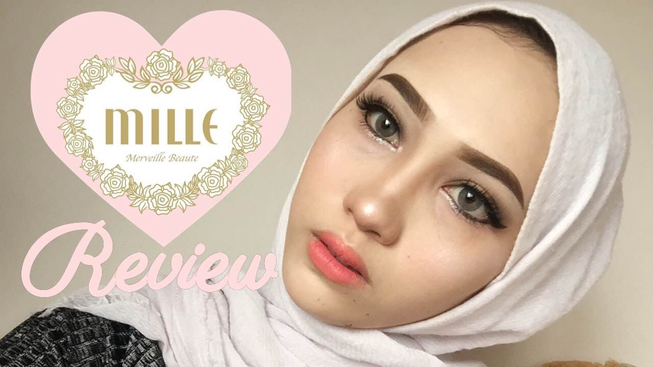 Review Thailand product [ MILLE ] cosmetic / Asyalliee