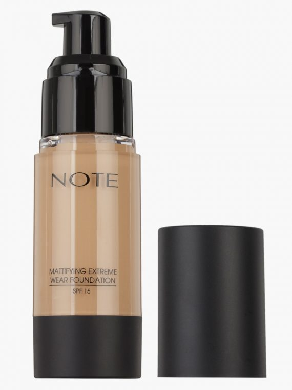 Note Mattifying Extreme Wear Foundation - new