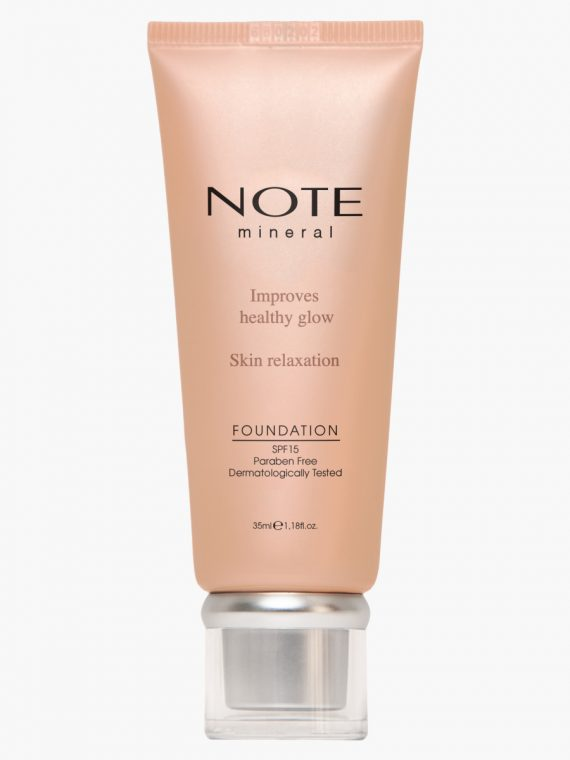 Note Mineral Foundation - new
