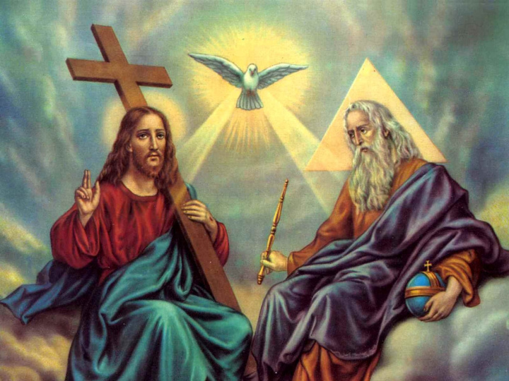Image result for the Christian TRinity