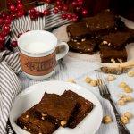 Brownies cioccolato nocciole ricetta americana