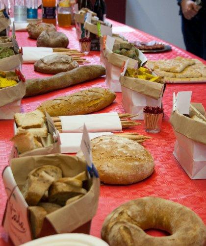 Molini Nova degustazione di pane