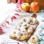 Frittelle di mele leggere e morbide al forno
