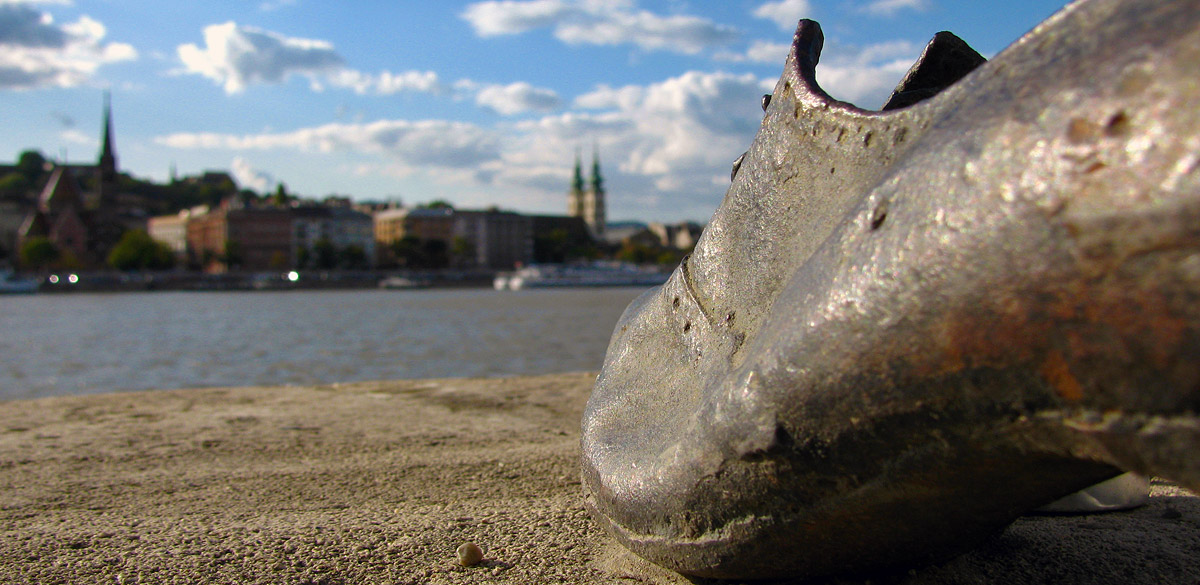 Brogues in Budapest, Hungary